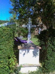 ombrassa bain de soleil croix