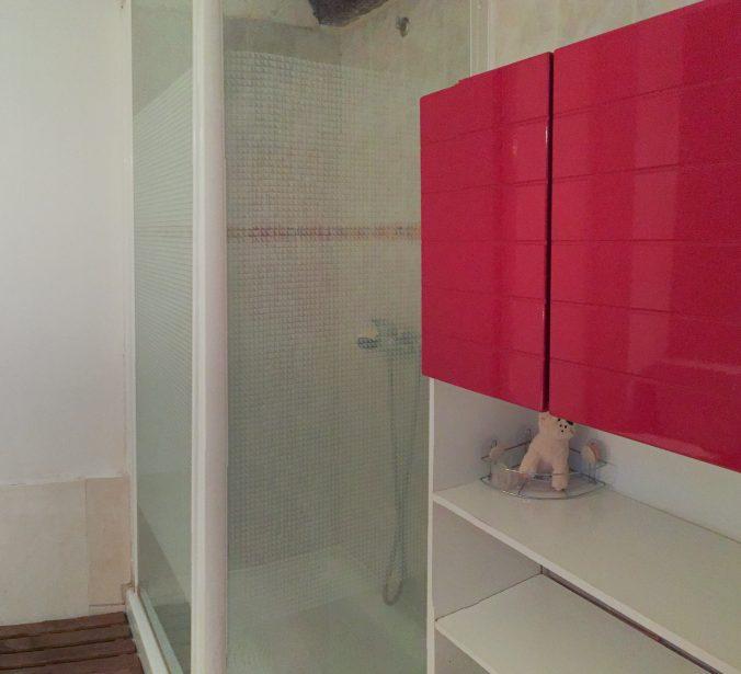 les bourdoncles familha salle de bain douche