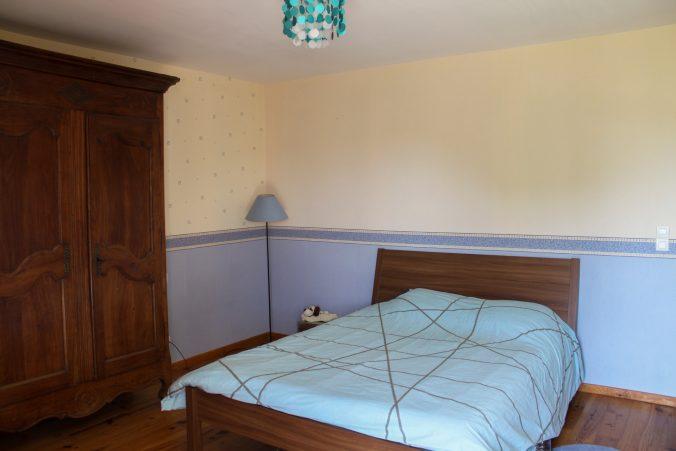 les bourdoncles serena chambre lit double spacieuse et lumineuse