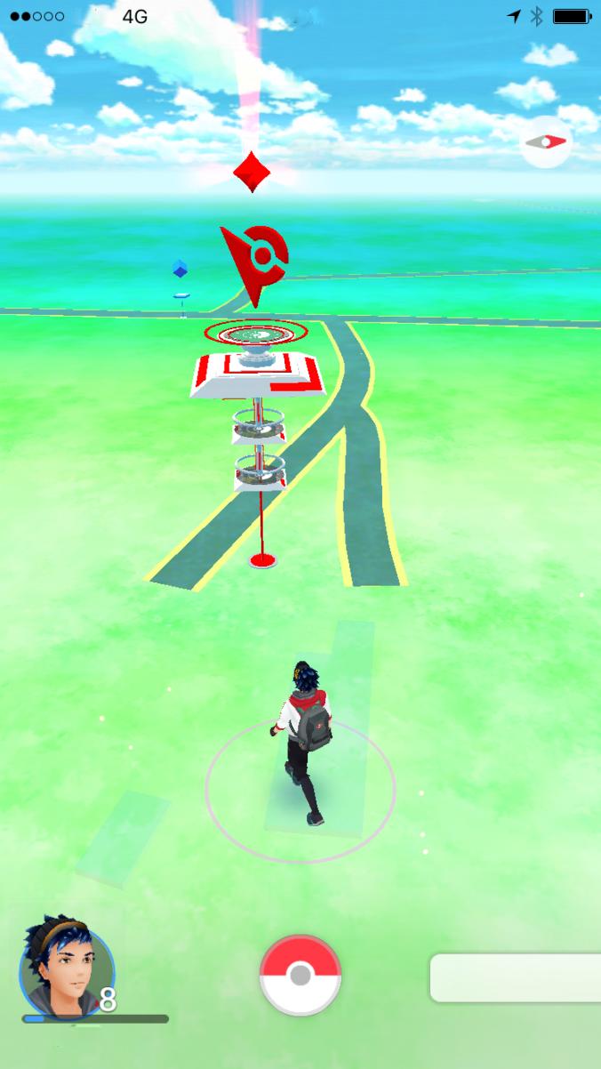 Arène Pokemon des Bourdoncles !